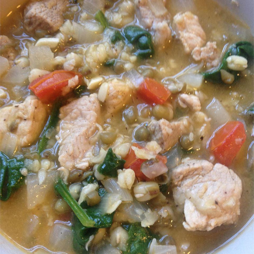 Mongo Guisado (Mung Bean Soup) ArdentlyCore