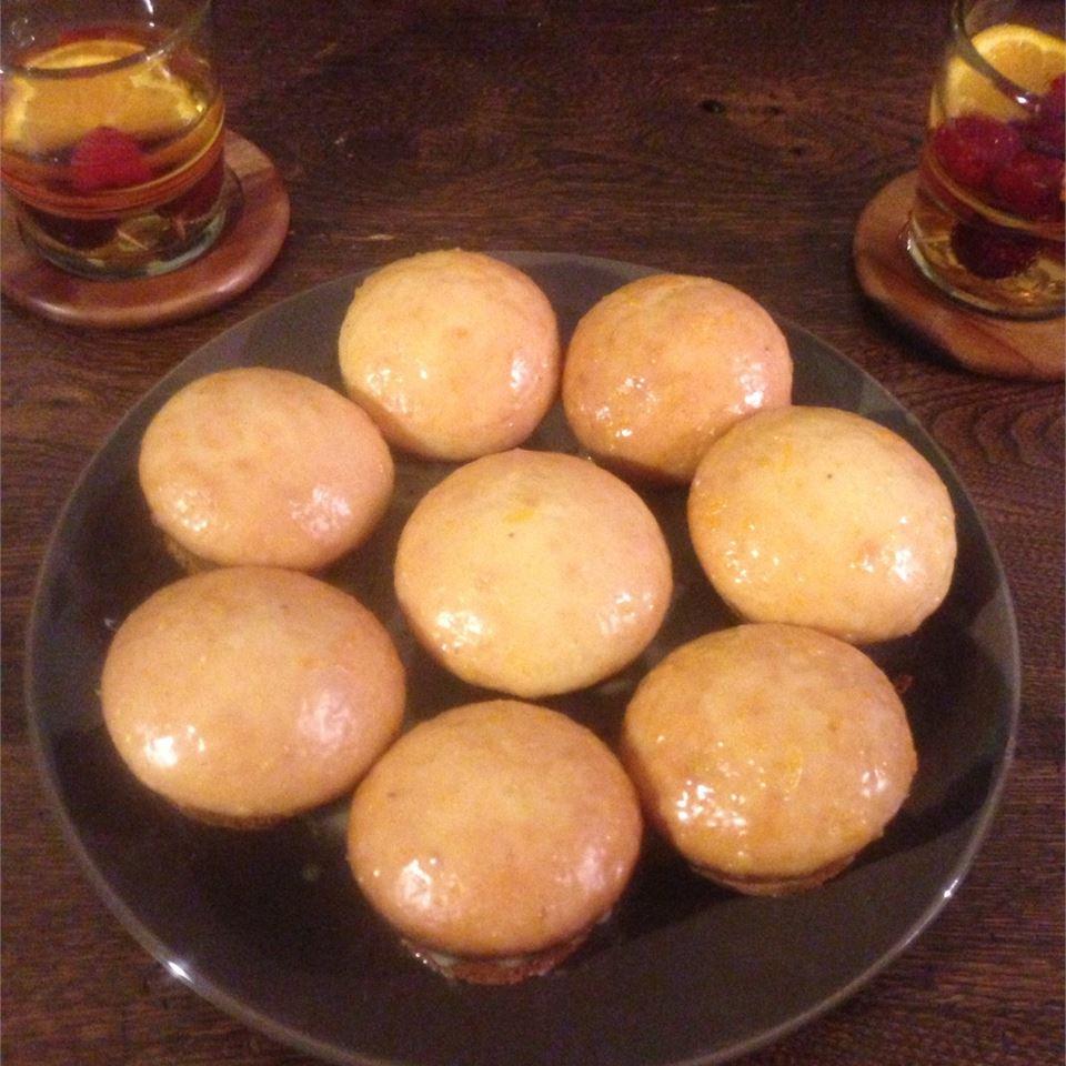 Lisa's Orange Bundt® Cake