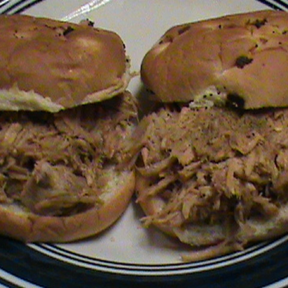 Southern Pulled Pork Mary