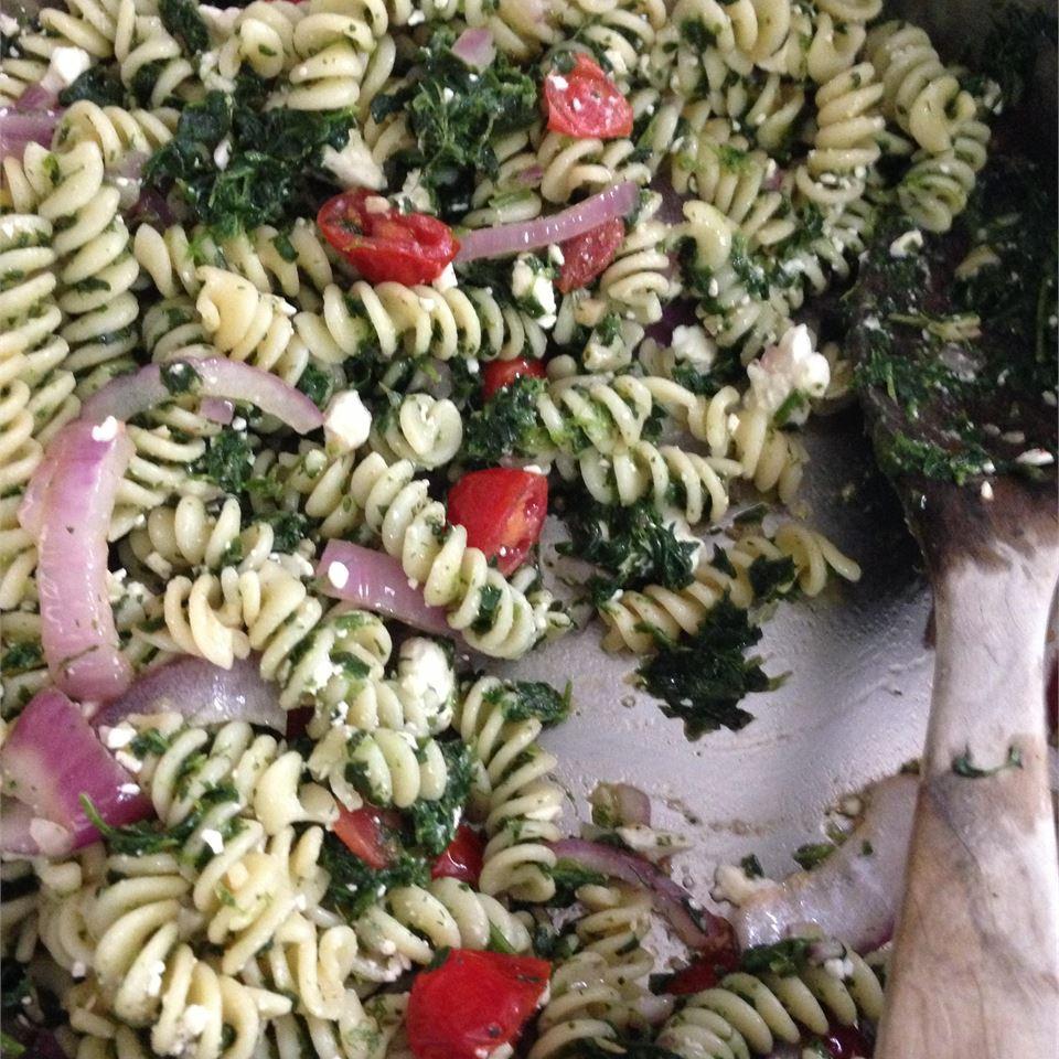 Greek Pasta Salad II Marian