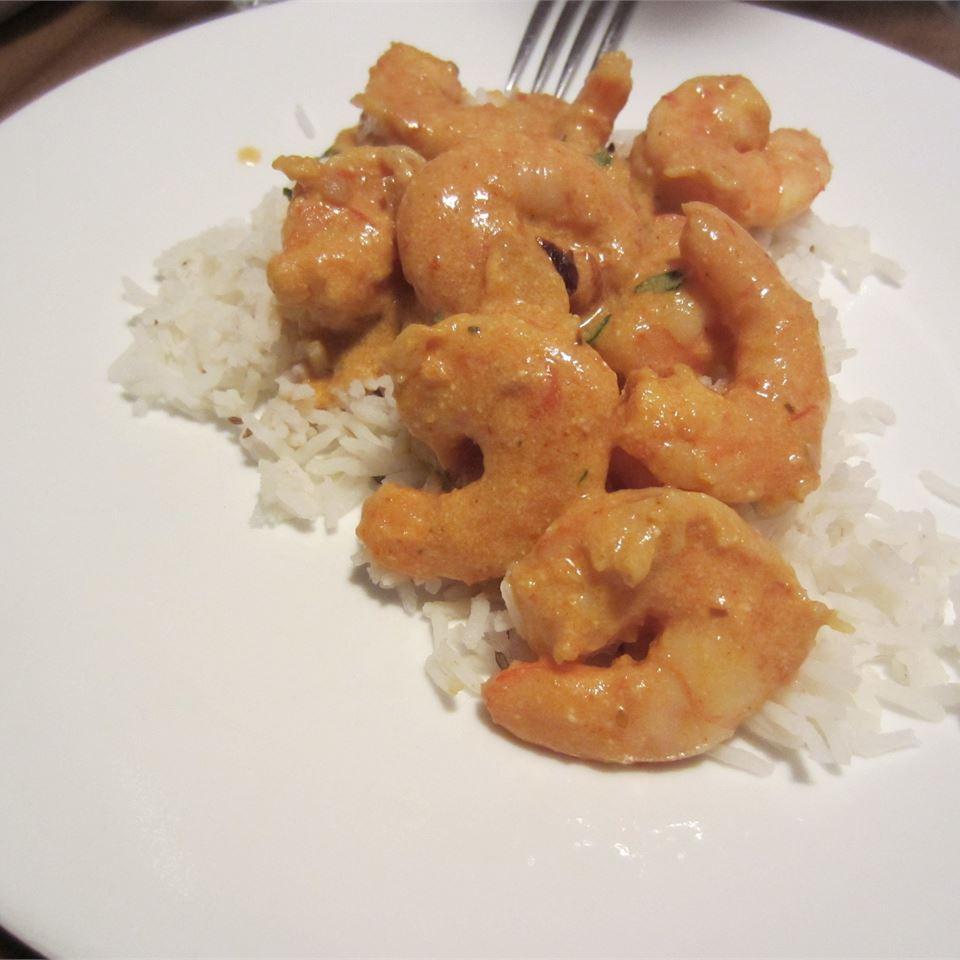 Thai Style Shrimp