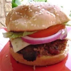 Teriyaki Onion Burgers Nandabear