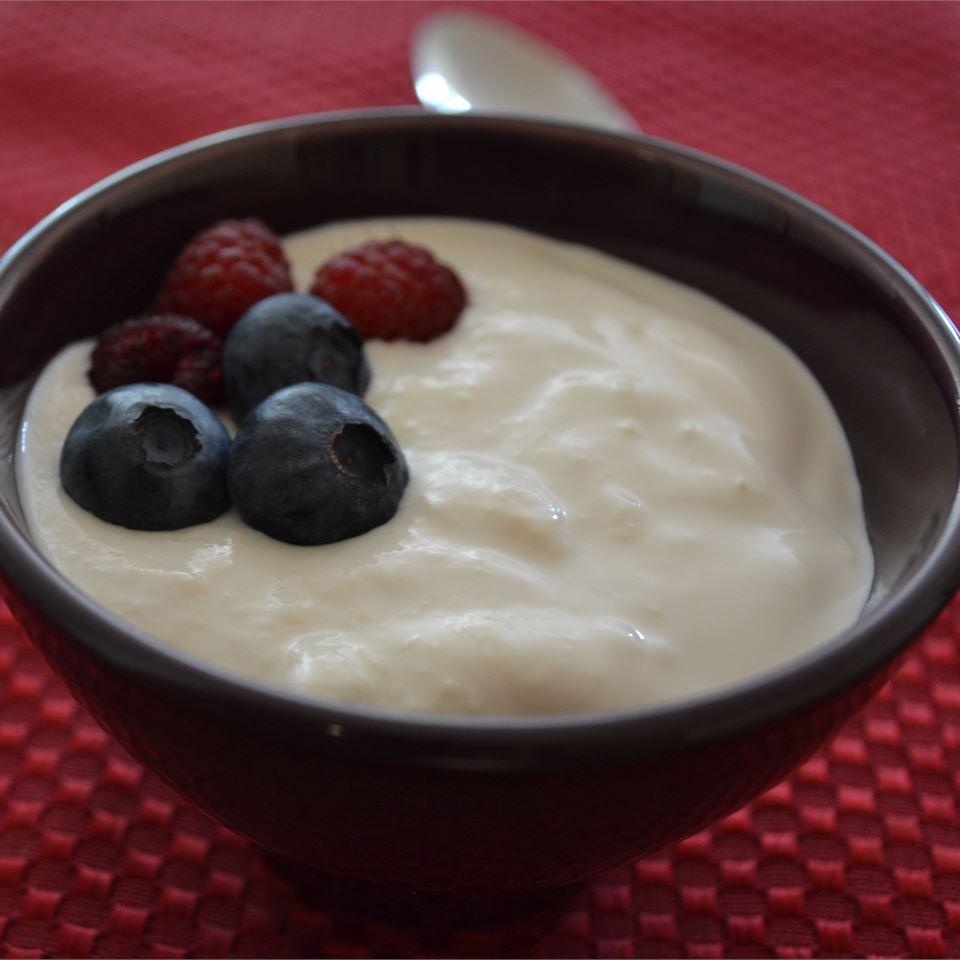 Authentic Homemade Yogurt