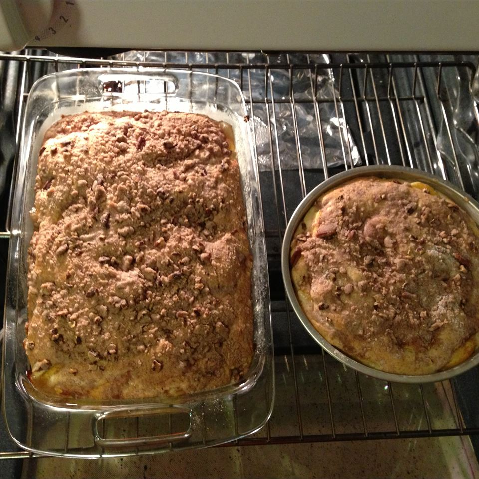 Peach Coffee Cake II kimbernic