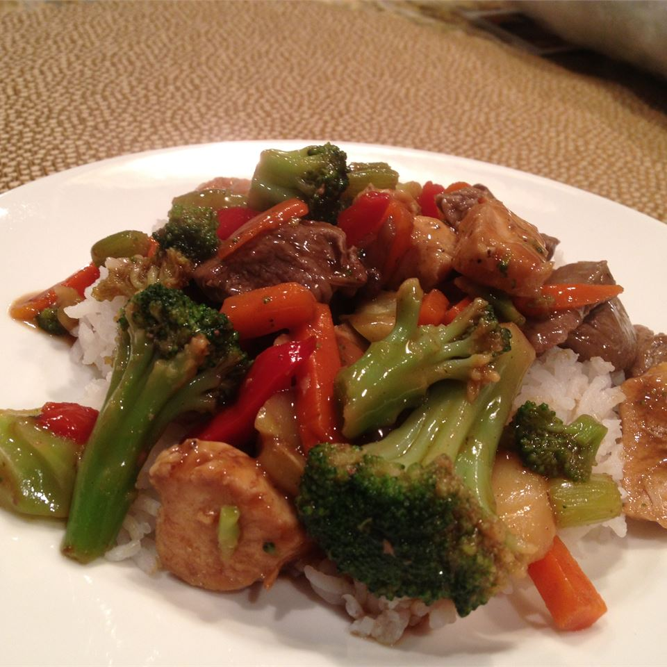 Beef and Broccoli Stir-Fry from Birds Eye® Staci