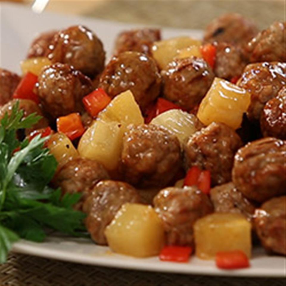 Tiffany's Sweet and Spicy Meatballs Trusted Brands