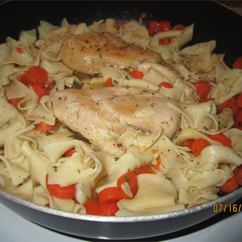Golden Chicken with Noodles from Birds Eye® Faith N