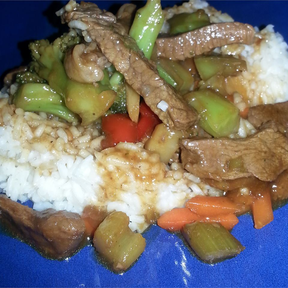 Beef and Broccoli Stir-Fry from Birds Eye®