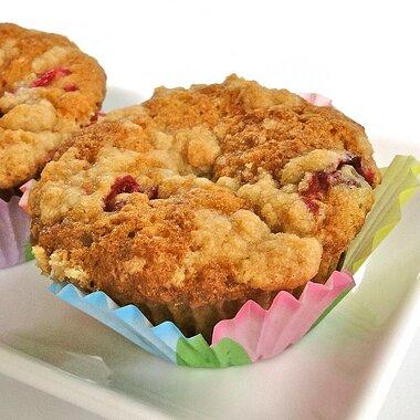 farm fresh zucchini cranberry nut muffins recipe
