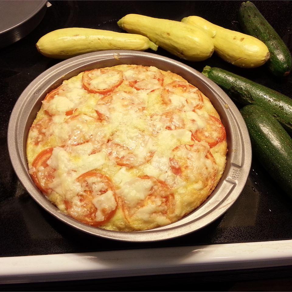 Mimi's Zucchini Pie janellody