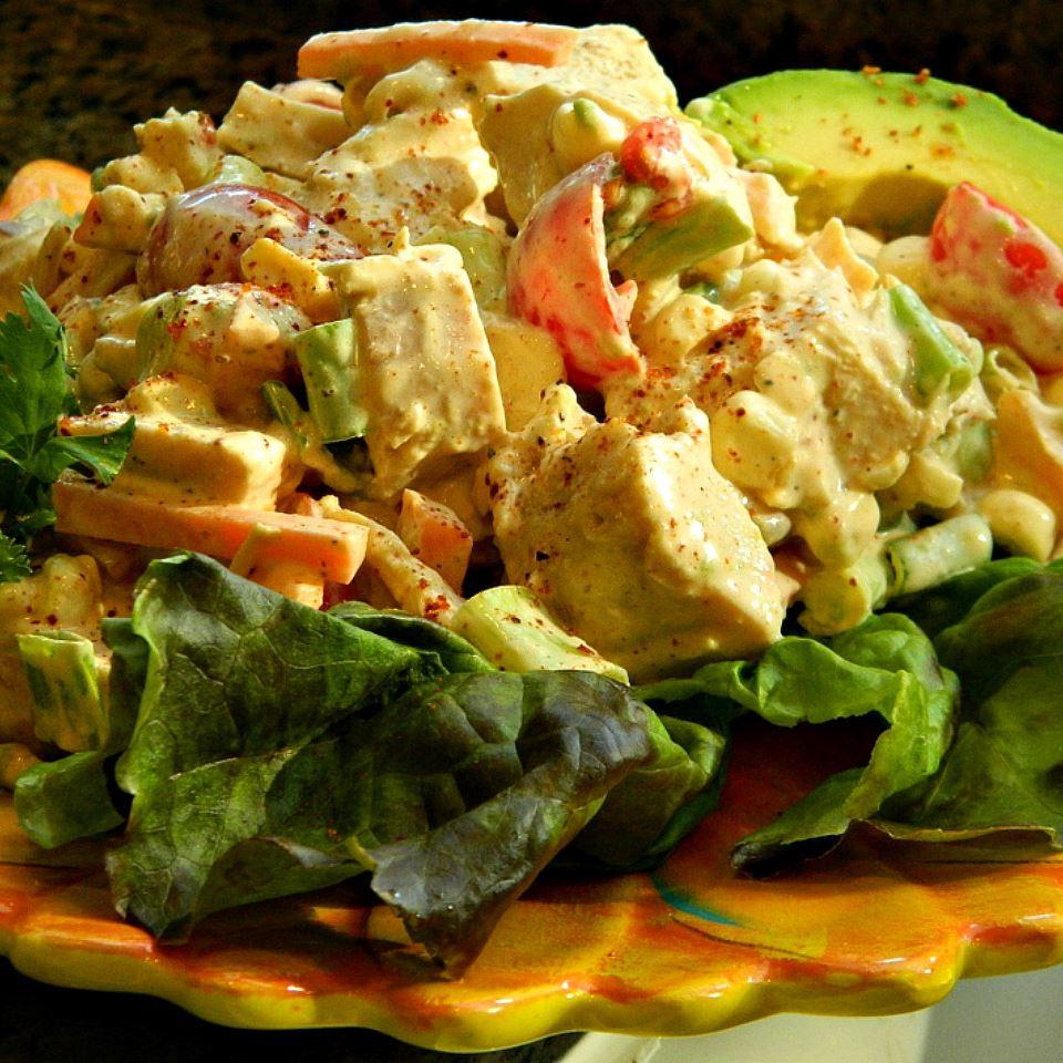 Kiki's Mexican Chicken Salad KIKI810
