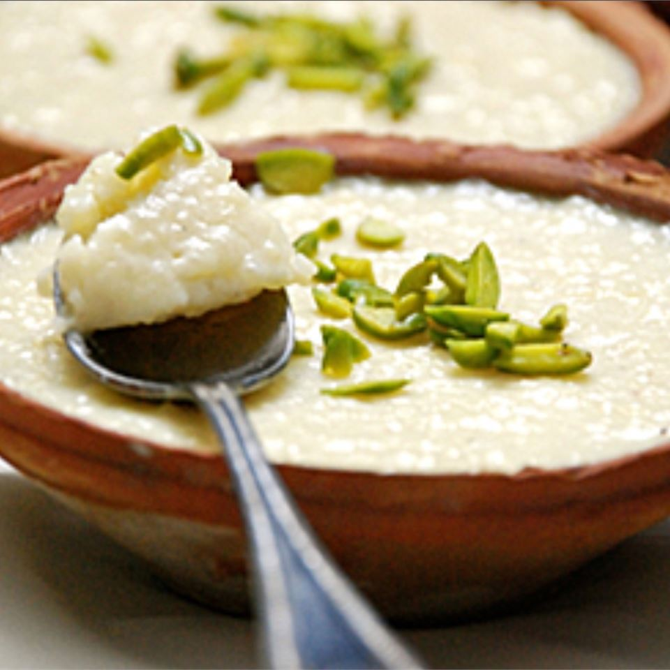 Fereni Starch Pudding