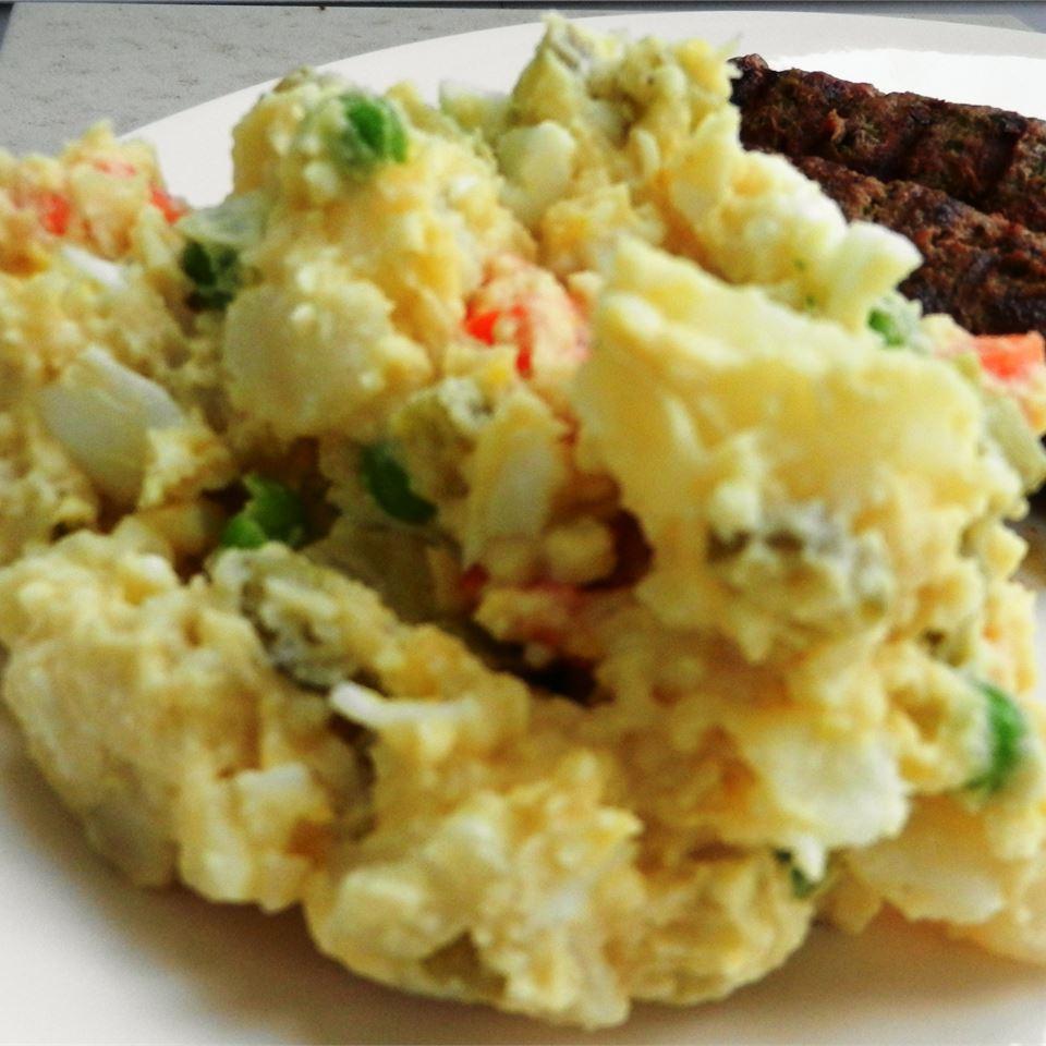 Ima's Potato Salad Doughgirl8