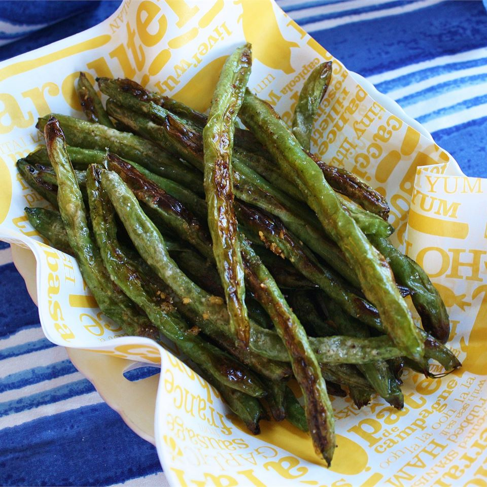 Roasted Green Beans naples34102