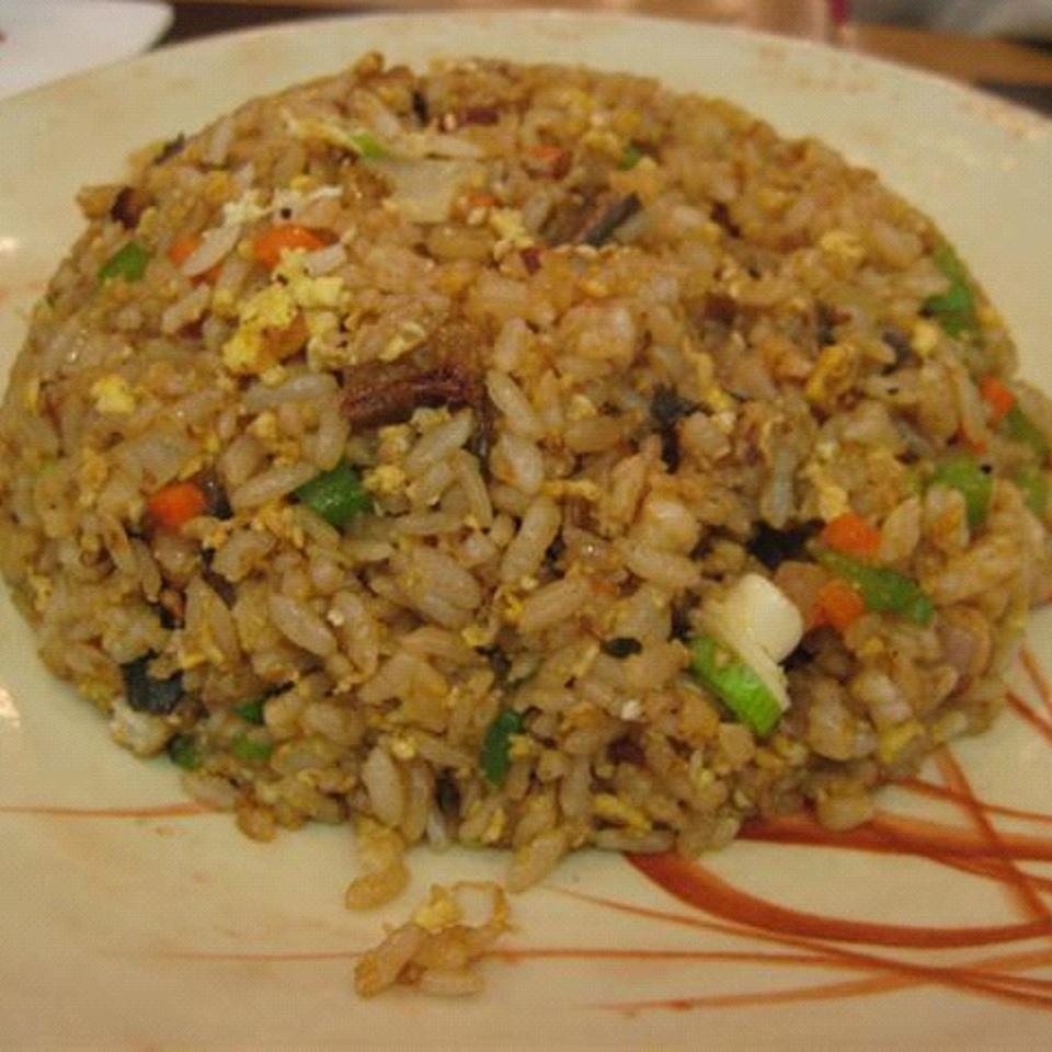 Easy Japanese Fried Rice
