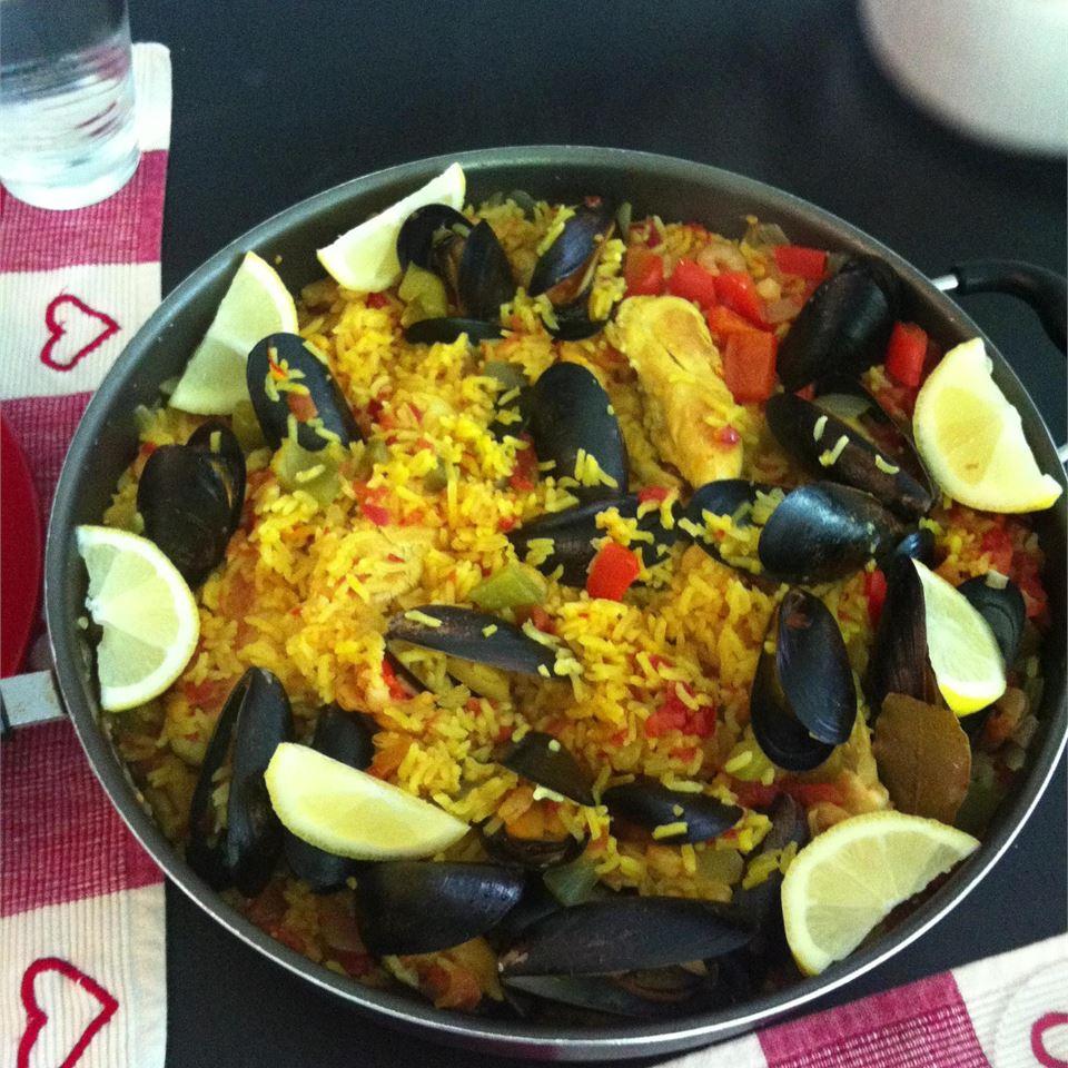 Maria's Paella