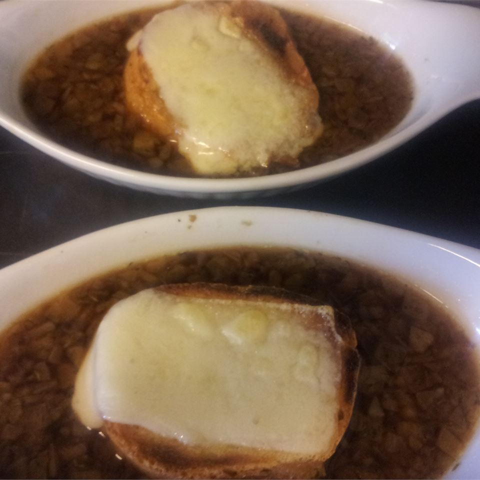 French Onion Soup from Birds Eye® Deborah Norris