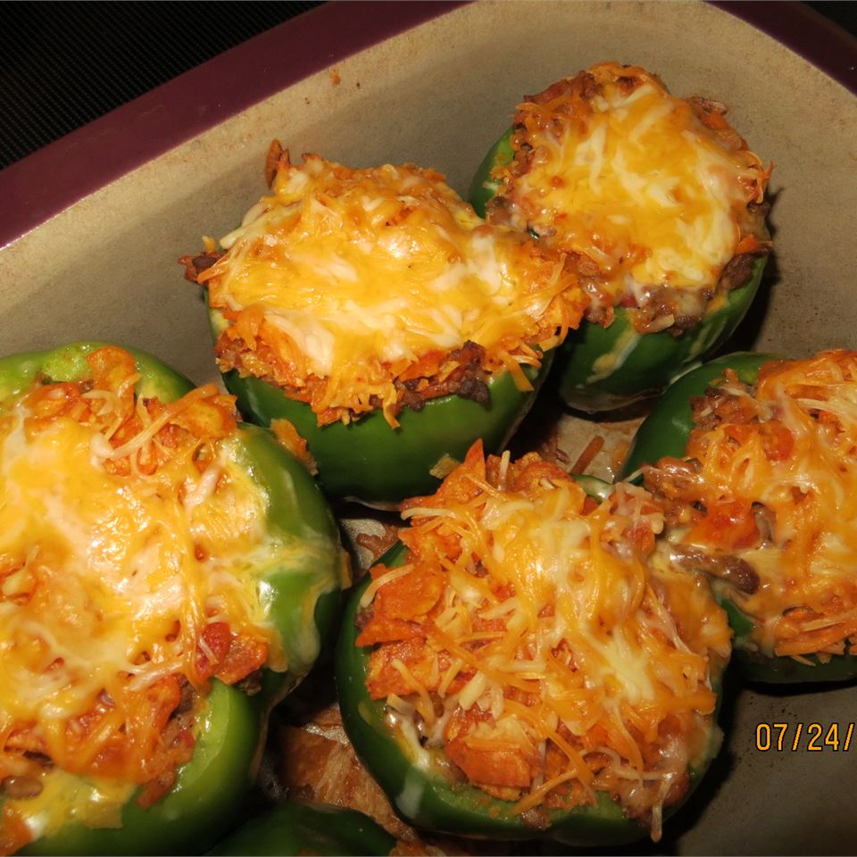 Mexican Stuffed Peppers Lisa T.