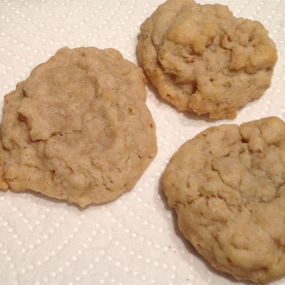 Oatmeal Sugar Cookies BEKAHHOWELL
