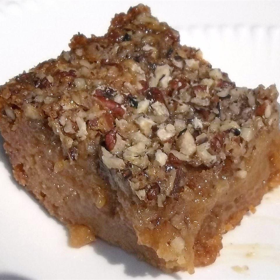 Pecan Pie Surprise Bars Glenda