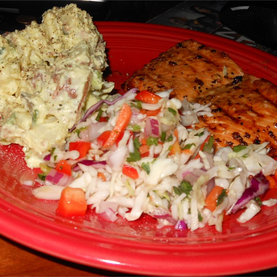 Sweet-and-Sour Coleslaw SSwisher