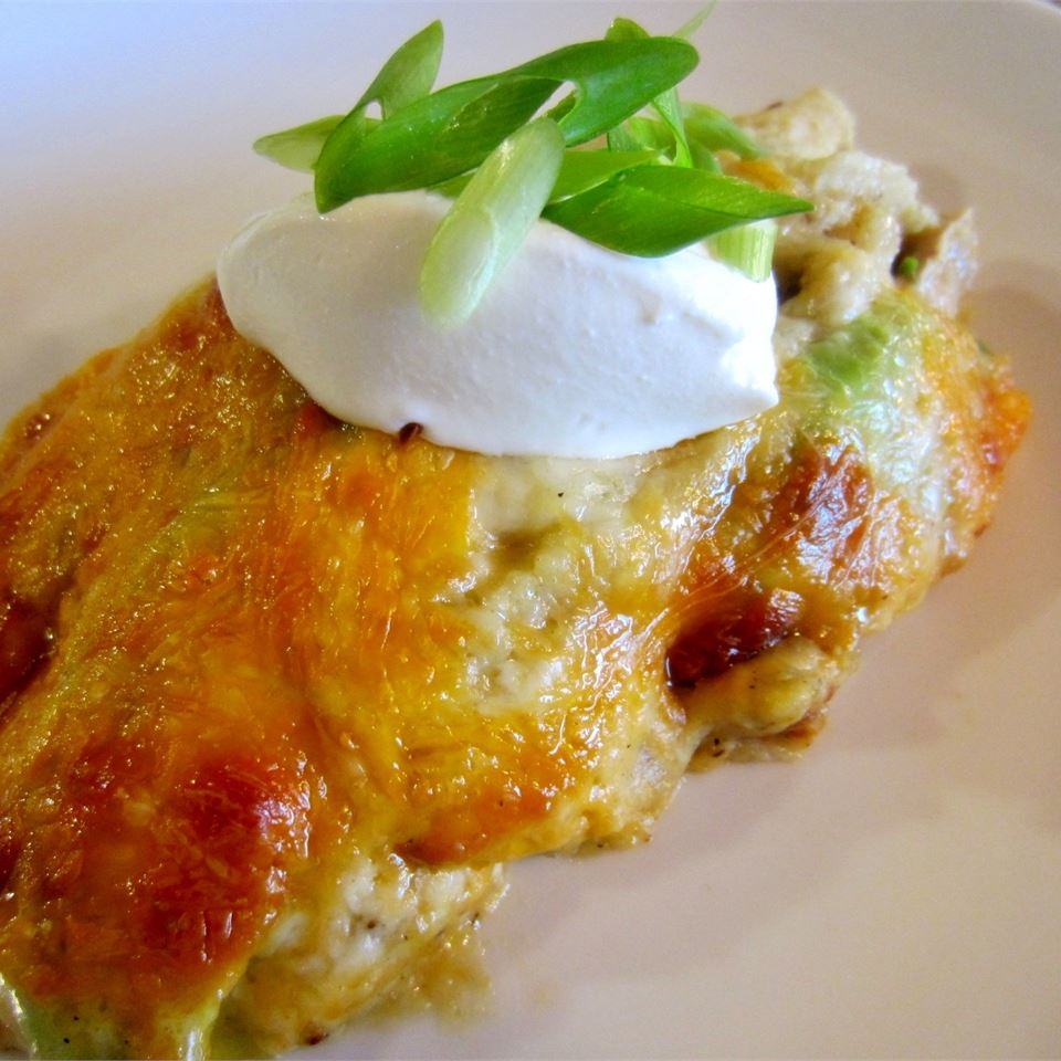 HERDEZ® Enchiladas Suizas pelicangal