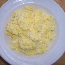 Scrambled Eggs Done Right