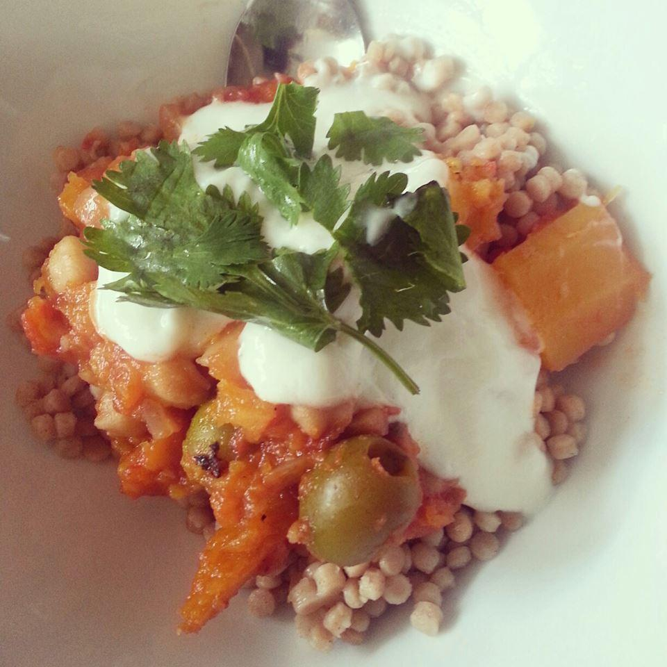 Vegetarian Moroccan Stew Christine Eaton