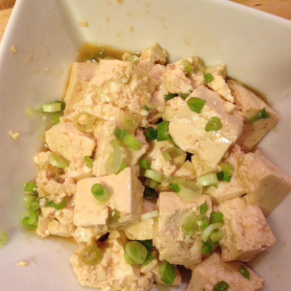 Quick and Easy Tofu Salad