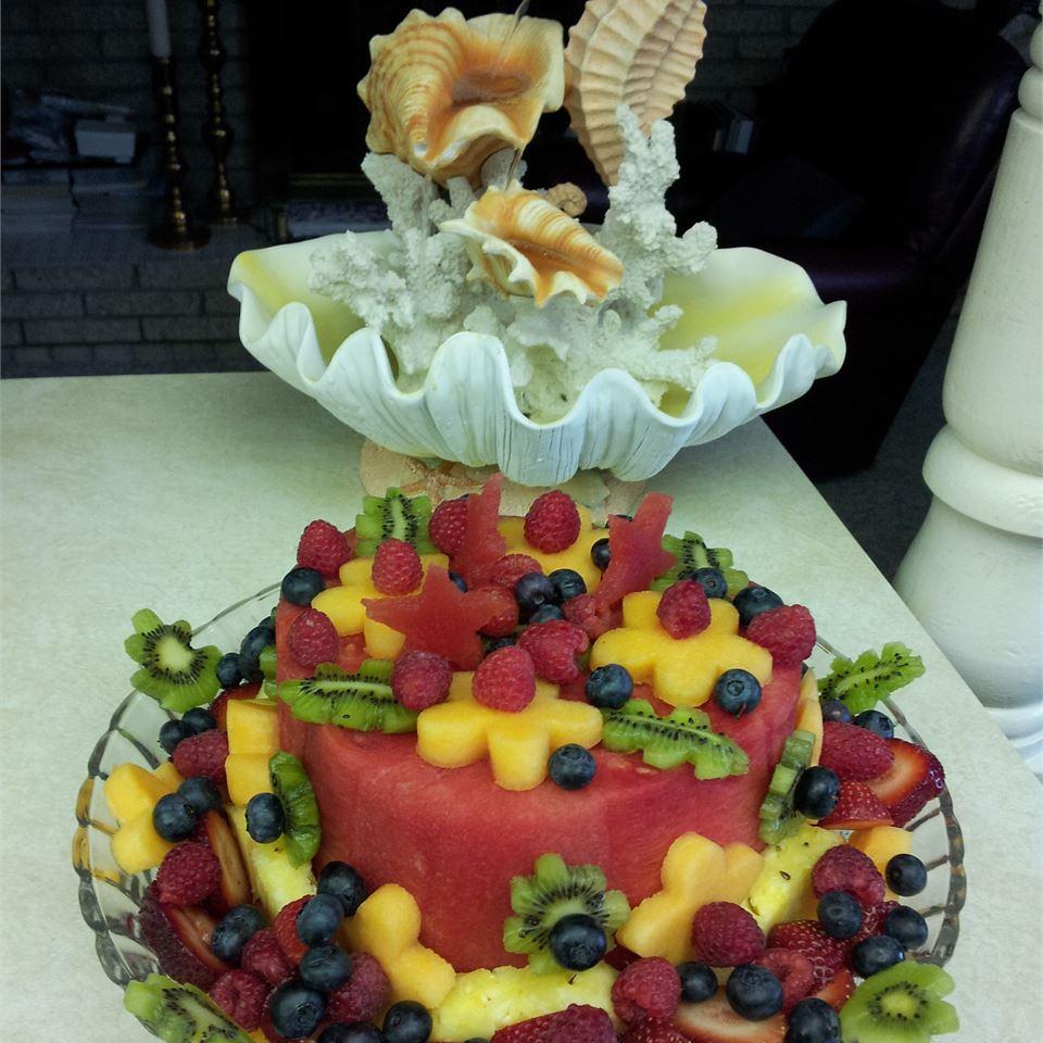 100% Fruit Cake Robyn Zimmerman