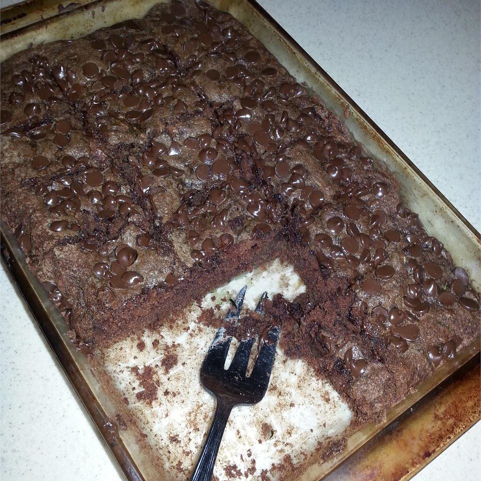 Chocolate Zucchini Cake II mstopka