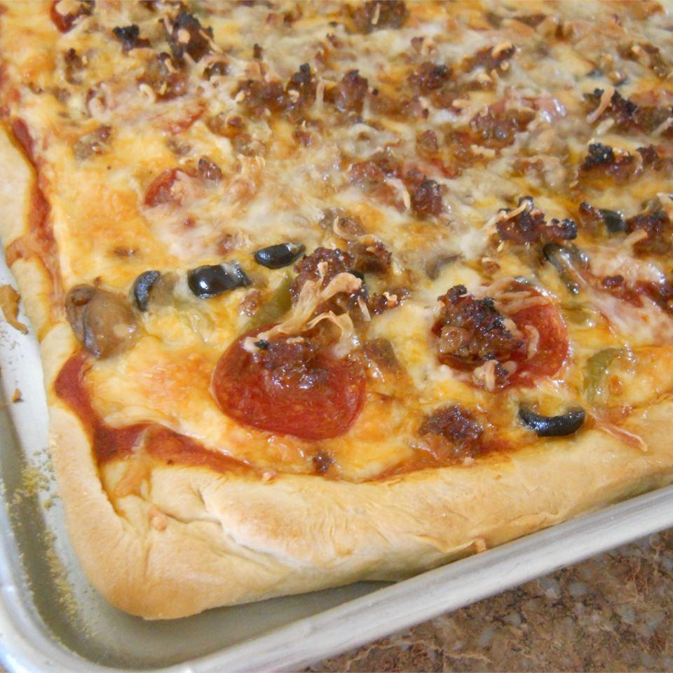 Pizza Supreme Rae