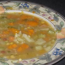 Kitchen Sink Soup Chef4Six