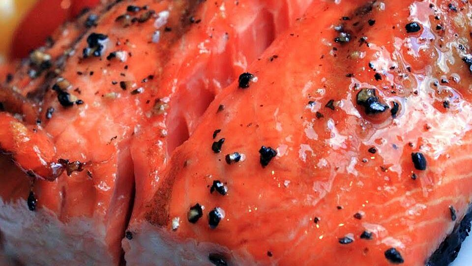 Lee's Salmon Baste