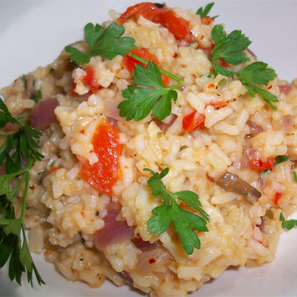Tasty Spicy Rice Pilaf Cattastroficka