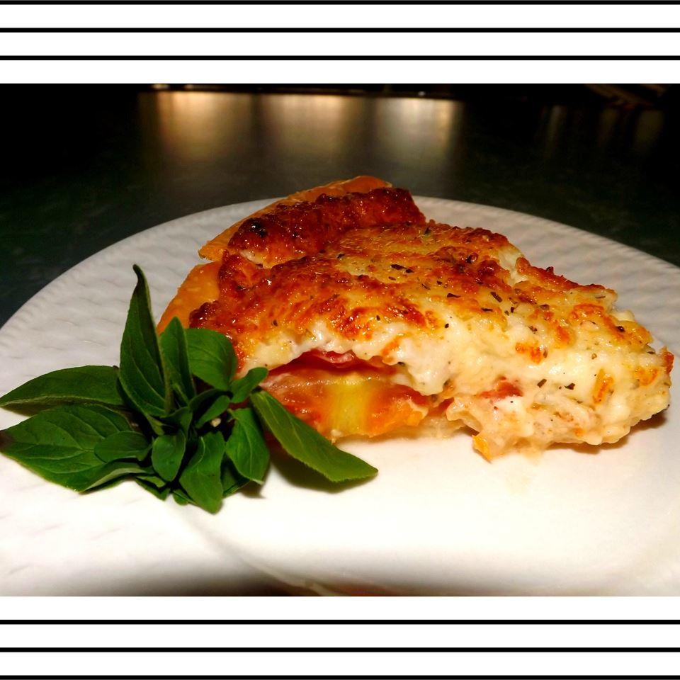 Fresh Tomato Pie Tracy