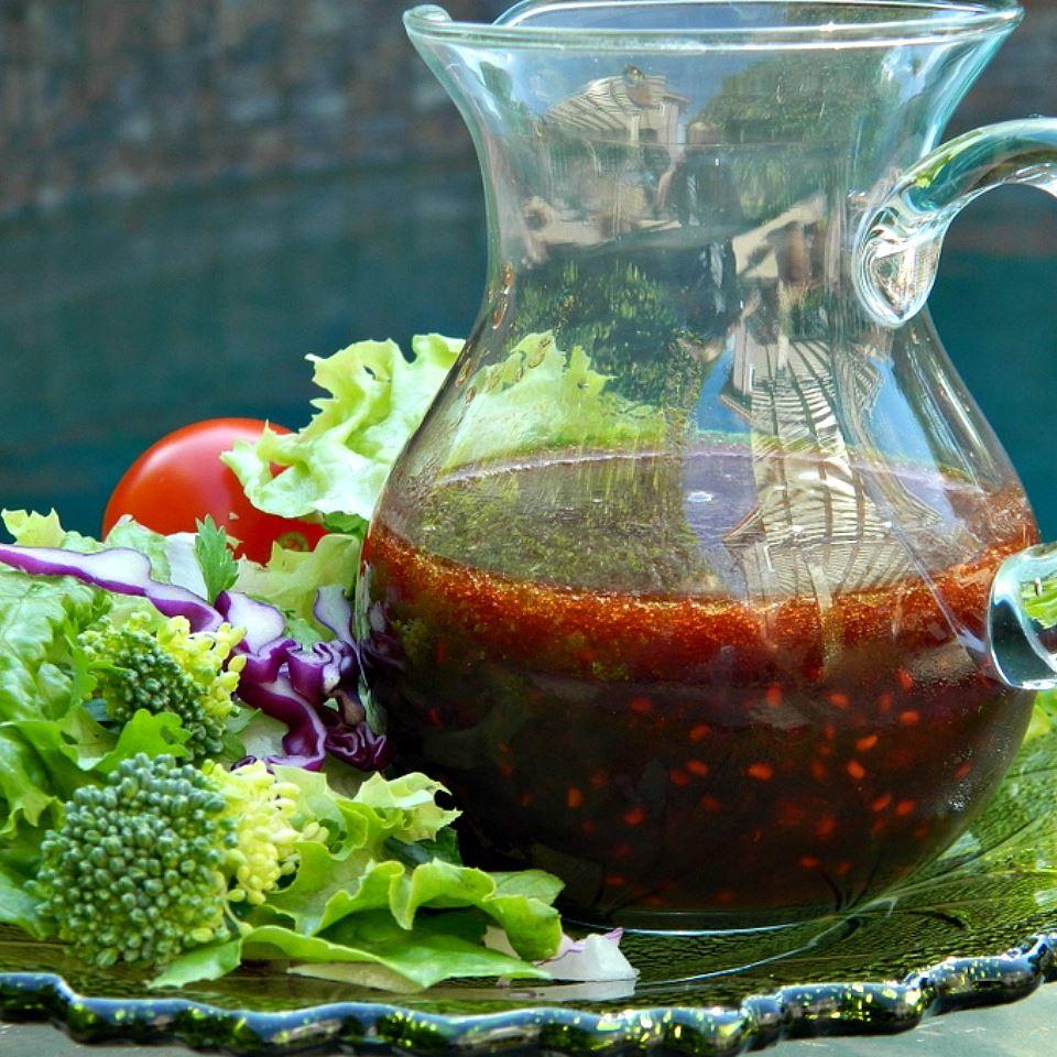 Fresh Raspberry Balsamic Vinaigrette