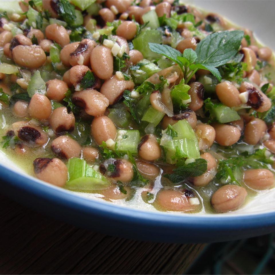 Babi's Bean Salad