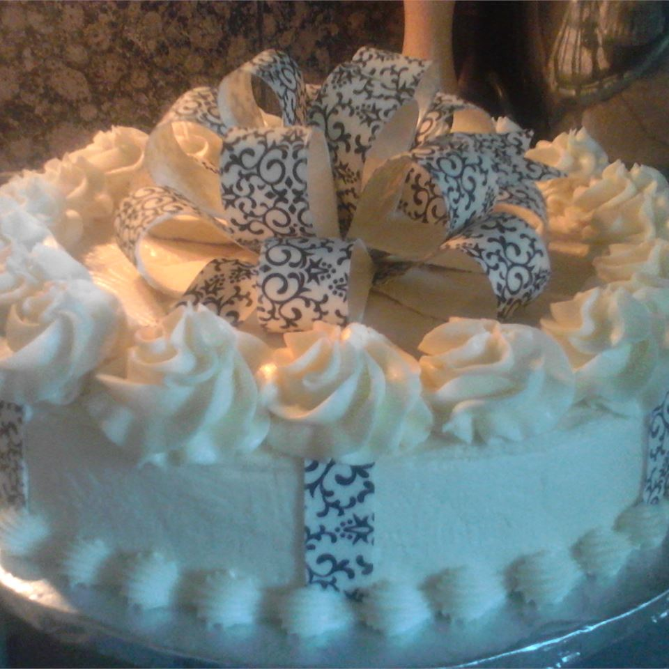 Whipped Cream Mousse Frosting Angela Welch