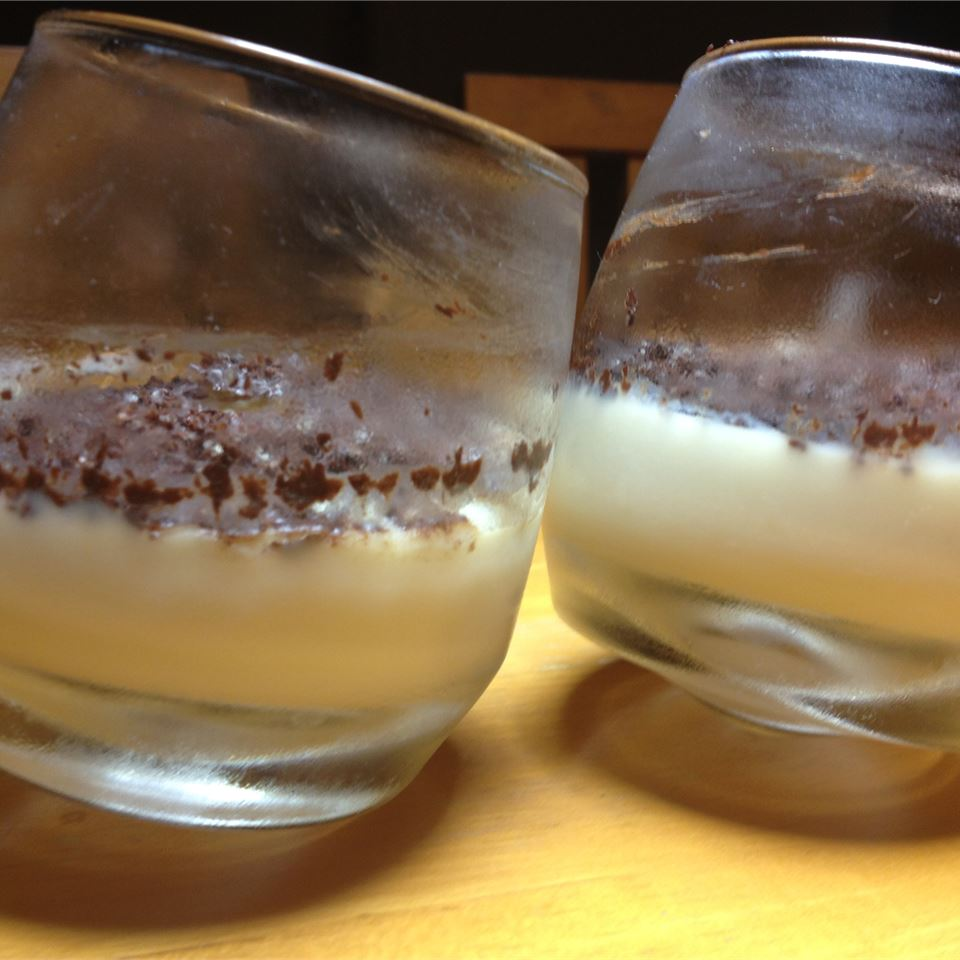 Homemade Vanilla Pudding gelicious