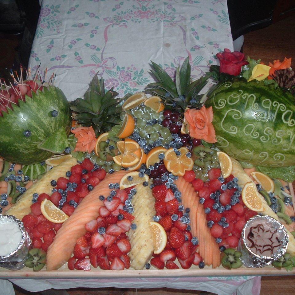 Watermelon Fruit Bowl Lindsay Monser