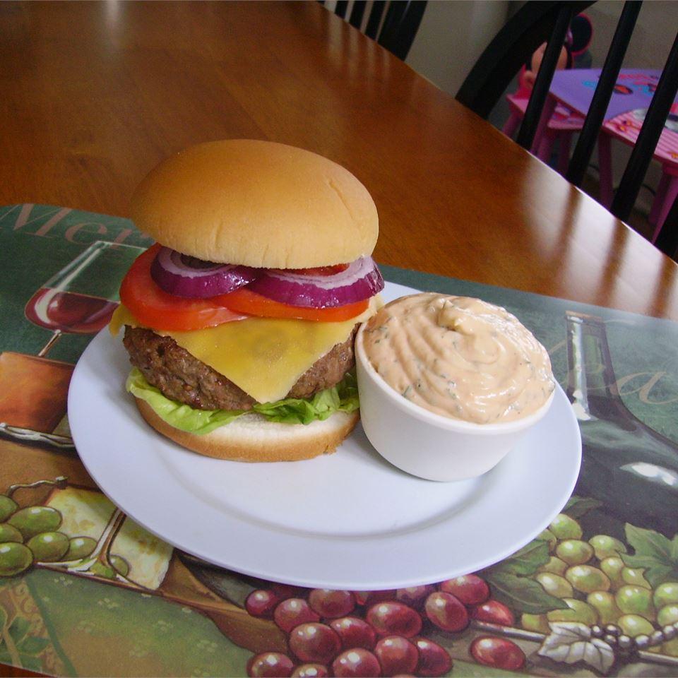 Chipotle Cheeseburger Christina