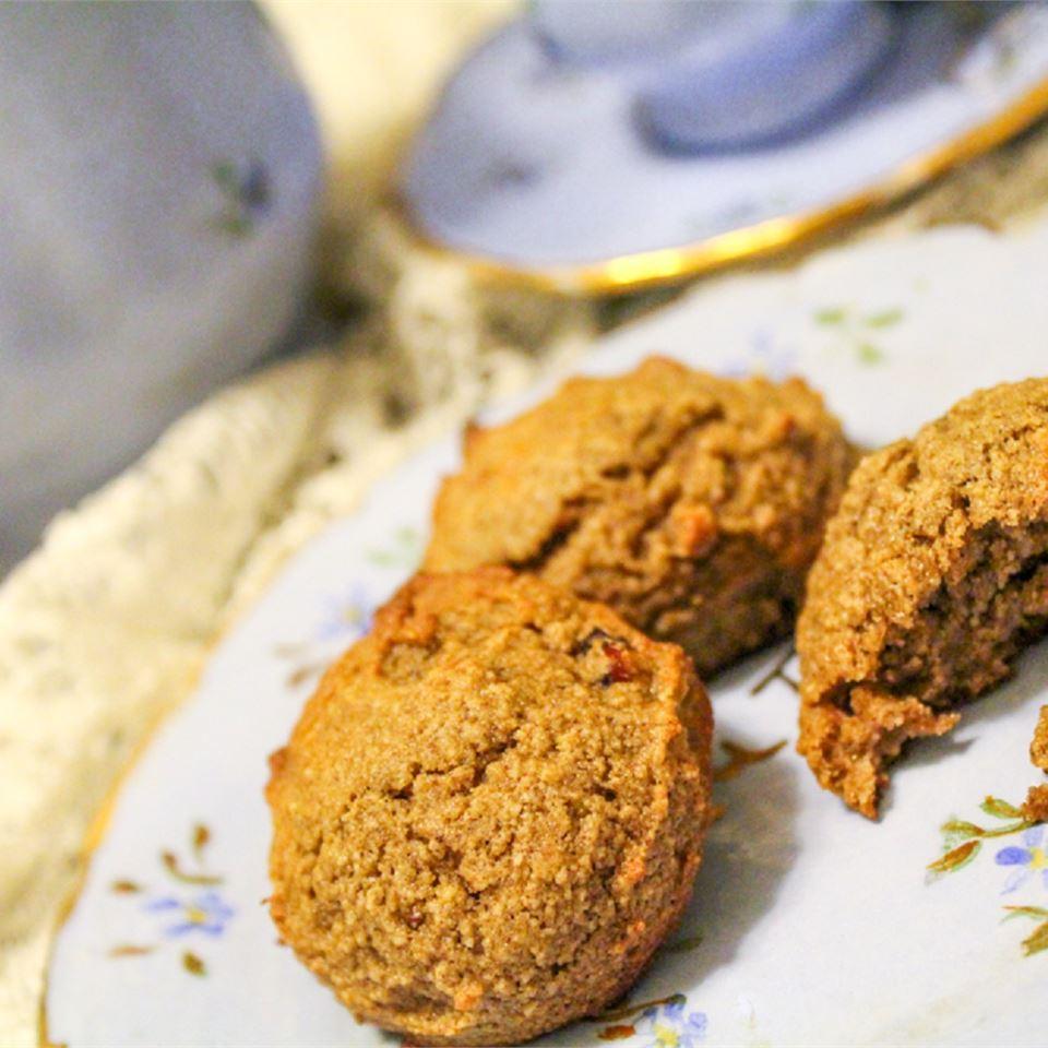 Paleo-Friendly Applesauce Cookie