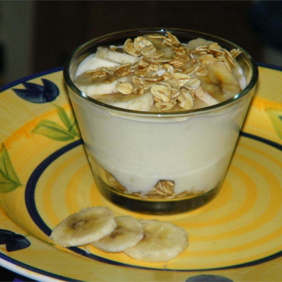 Banana Custard Scrunch Seattle2Sydney