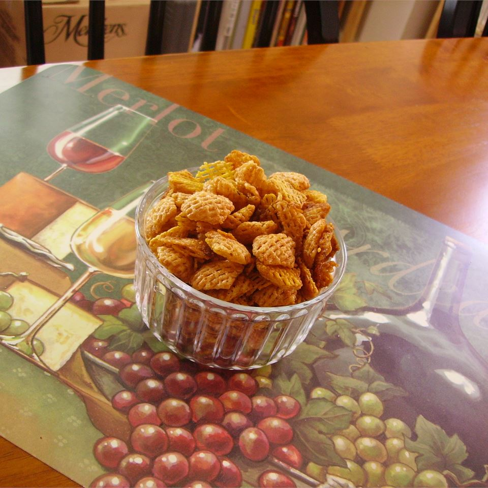 Bold and Simple Snack Mix