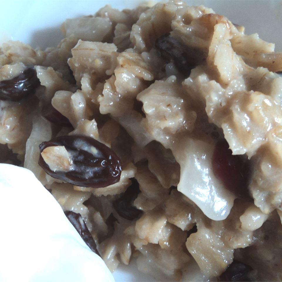 Healthy Coconut Oatmeal Renee