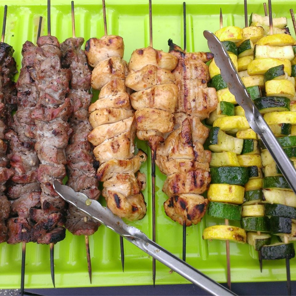 Best Ever Kabob Marinade RainbowJewels