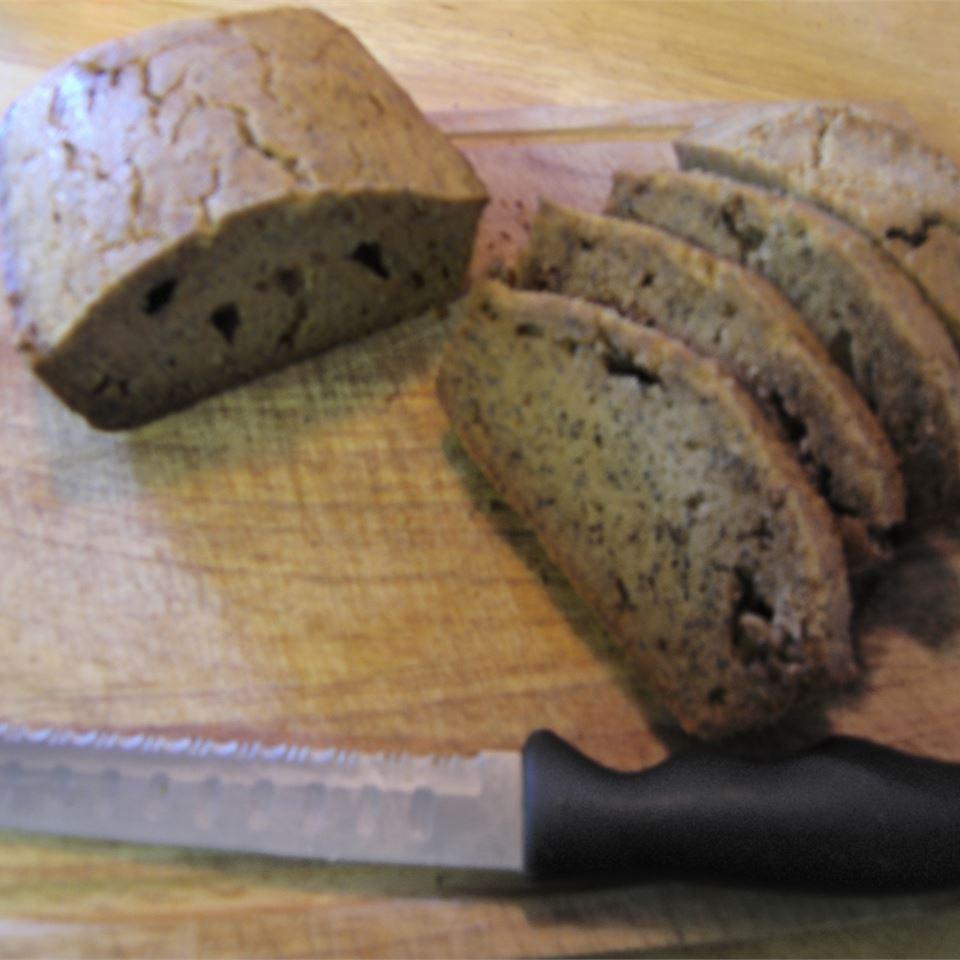Poppy Seed Bread I CookingMama