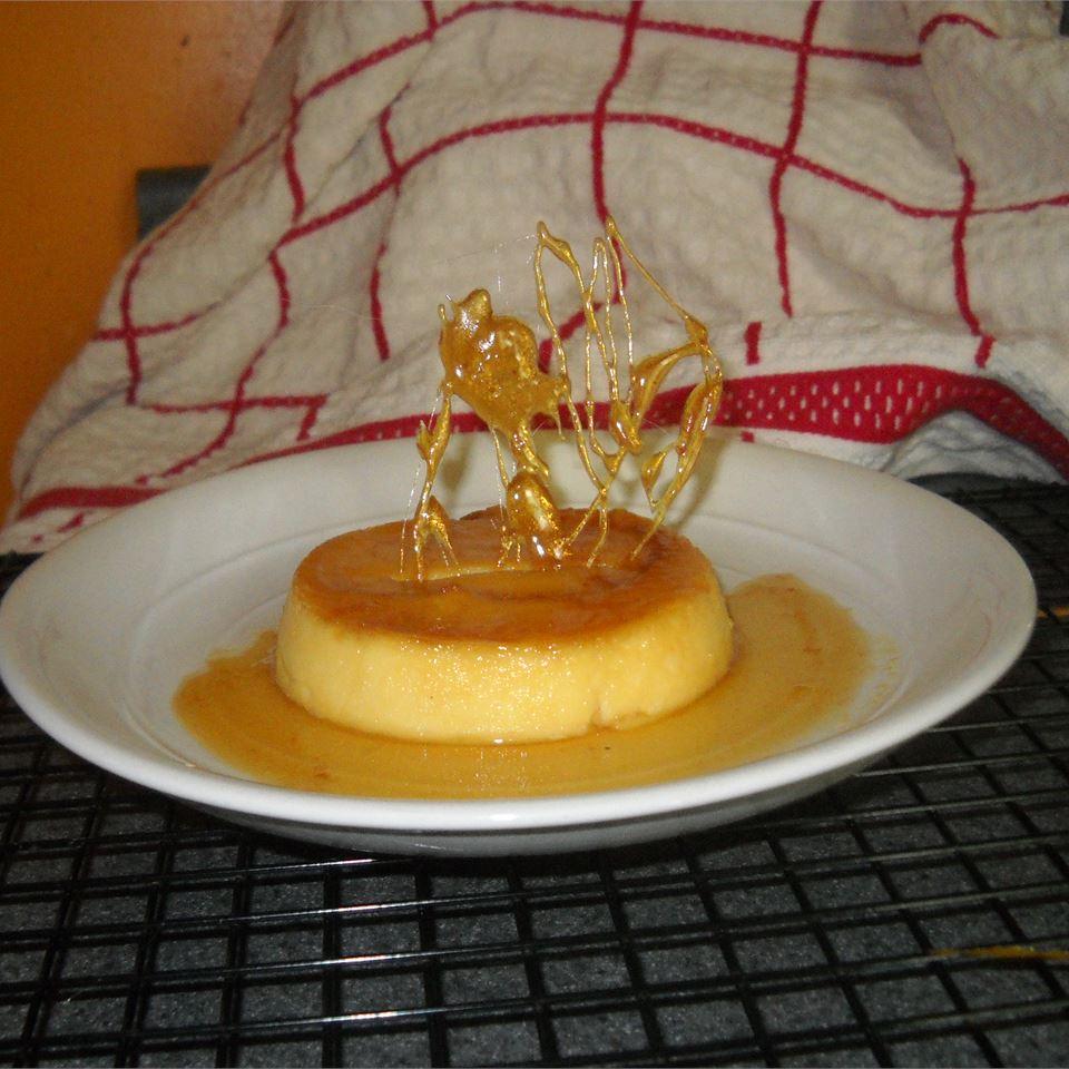 Chef John's Creme Caramel Puck