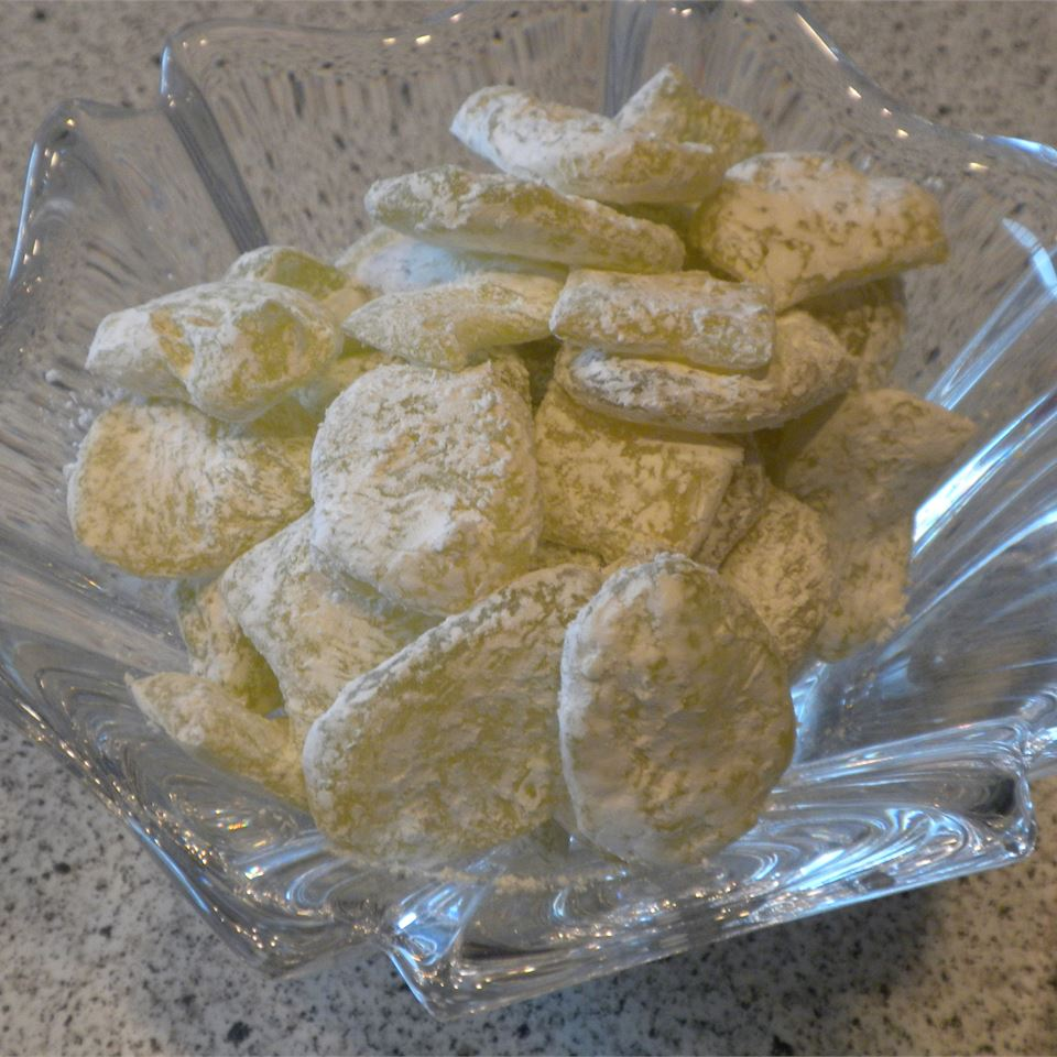 Old-Fashioned Homemade Hard Candy